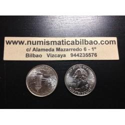 USA 1/4 DOLLAR 2009 P UNC PUERTO RICO