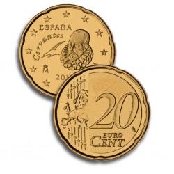 ESPAÑA 50 CENTIMOS DE EURO 2005 SIN CIRCULAR ESCASA