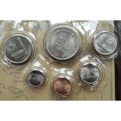 ...TRANSNIESTRIA 1-3-5-10 RUBLOS 2014 Plástico MOLDAVIA Coins