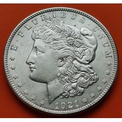 ESTADOS UNIDOS 1 DOLAR 1922 PEACE PAZ PLATA EBC Silver Dollar 2