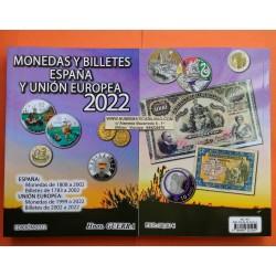 . 2016 CATALOGO MONEDAS y BILLETES ESPAÑA Desde 1833 GUERRA