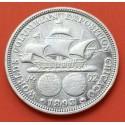 .ESTADOS UNIDOS 1/2 DOLAR 1893 COLUMBIAN PLATA EBC- 2 Dollar