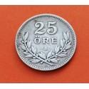 .SUECIA 2 CORONAS 1897 OSCAR II PLATA EBC SILVER XF SWEDEN