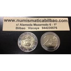 2 EUROS 2013 GRECIA ADHESION DE CRETA AL IMPERIO SC MONEDA CONMEMORATIVA