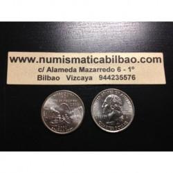 ESTADOS UNIDOS 1/4 DOLAR 25 CENTAVOS 2003 D SC MISSOURI