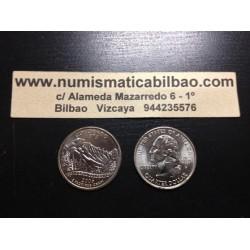 ESTADOS UNIDOS 1/4 DOLAR 25 CENTAVOS 2006 D SC COLORADO