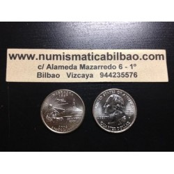 ESTADOS UNIDOS 1/4 DOLAR 25 CENTAVOS 2006 P SC NEBRASKA