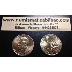 ESTADOS UNIDOS 1 DOLAR 2013 D PRESIDENTE 28 WOODROW WILSON