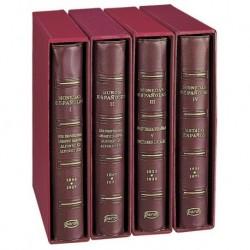 . PARDO Tomo I 1869/1927 ALBUM MONEDAS de ESPAÑA 1 Cts / 2 Ptas