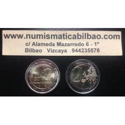 BELGICA 2 EUROS 2014 CENTENARIO DE LA 1ª GUERRA MUNDIAL SC MONEDA CONMEMORATIVA