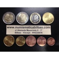 ESPAÑA MONEDAS EURO 2011 SC 1+2+5+10+20+50 Centimos 1 EURO + 2 EUROS + 2 EUROS 2011 LA ALHAMBRA DE GRANADA