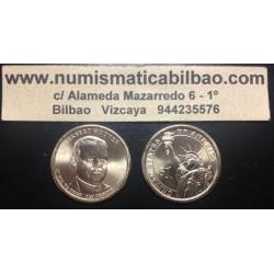 .ESTADOS UNIDOS 1 DOLAR 2014 P 31 PRESIDENTE HERBERT HOOVER
