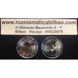 MONACO 2 EUROS 2014 REY ALBERTO I SC MONEDA CONMEMORATIVA