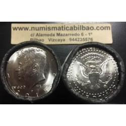 . ESTADOS UNIDOS 1/2 DOLAR 2015 D KENNEDY NICKEL SC HALF DOLLAR