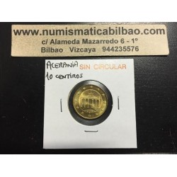 ALEMANIA 10 CENTIMOS 2002 A SC MONEDA COIN Germany BRD Euro Cts