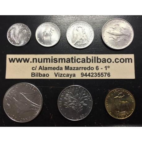 TUVALU 1 DOLAR 1981 TORTUGA KM*7 NICKEL SC Dollar $1