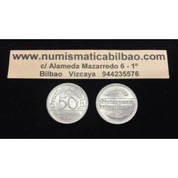 .ALEMANIA REPUBLICA WEIMAR 500 MARCOS 1923 A AGUILA SC- ALUMINIO