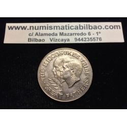 . 2014 ESTADOS UNIDOS TRIBU KUMEYAAY 1+5+10+25+50 Ctvos 1 DOLAR