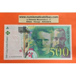 . FRANCIA 200 FRANCOS 1996 EIFFEL Pick 159 EBC- France Francs