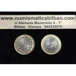 HOLANDA 1 EURO 2001 BEATRIZ SIN CIRCULAR NETHERLANDS 1€ MONEDA