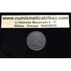 ....FELIPE IIII 16 MARAVEDIES 1663 Y MADRID COBRE MBC+ ESPAÑA