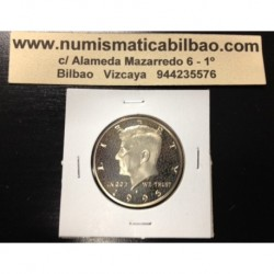 ESTADOS UNIDOS 1/2 DOLAR 1995 S KENNEDY NICKEL PROOF HALF DOLLAR
