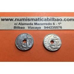 ESPAÑA 50 CENTIMOS 1963 * 19 65 FRANCO SIN CIRCULAR FLECHAS