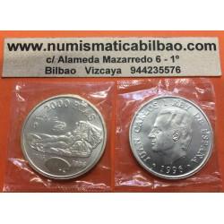 ESPAÑA 2000 PESETAS 2000 700 ANIVERSARIO VILLA DE BILBAO PLATA