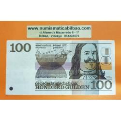 HOLANDA 100 GULDEN 1970 MARINO MICHIEL ADRIAENSZ DE RUYTER Pick 93 BILLETE MBC++ @RARO@ The Netherlands banknote