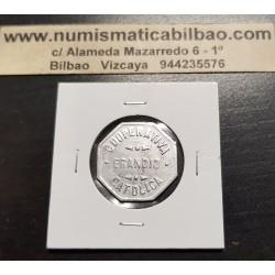 AURRERA SESTAO 1 KILO 1937 FICHA COOPERATIVA VIZCAYA 2