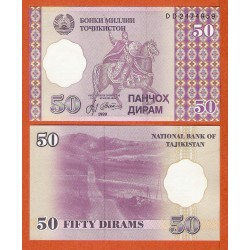 . TURKMENISTAN 5 MANAT 2003 Pick 2 SC BILLETE BANKNOTE