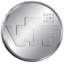 NEHERLANDS 5€ EUROS 2012 UNC BILDHAUERKURNST