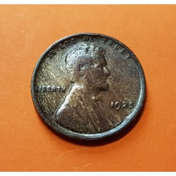 ESTADOS UNIDOS 1 CENTAVO 1927 LINCOLN COBRE MBC++ USA
