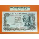 ESPAÑA 100 PESETAS 1970 MANUEL DE FALLA @RARA Serie 9B 9641384@ Pick 152 BILLETE SC Spain UNC BANKNOTE