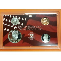 . 2015 ESTADOS UNIDOS PLATA NICKEL US MINT PROOF SET USA