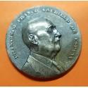 @RARA@ ESPAÑA MEDALLA DE PLATA BAJA 1976 FUNDACION FRANCISCO FRANCO CAUDILLO DE ESPAÑA PRIMER ANIVERSARIO