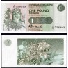 ESCOCIA 1 LIBRA 1985 CLYDESDALE BANK ROBERT THE BRUCE Pick 211C BILLETE SC Scotland 1 Pound UNC BANKNOTE
