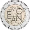 ESLOVENIA 2 EUROS 2015 ASENTAMIENTO ROMANO CIUDAD DE EMONA SC MONEDA CONMEMORATIVA Slovenia