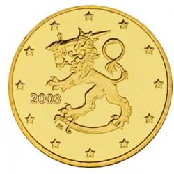 FINLANDIA 50 CENTIMOS 2004 SC MONEDA COIN Finnland Cts