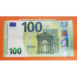 @NUEVO DISEÑO@ ESPAÑA 100 EUROS 2019 Color Verde SERIE VA BILLETE NUEVO SIN CIRCULAR Spain UNC BANKNOTE