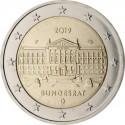 ALEMANIA 2 EUROS 2019 BUNDESRAT 70 ANIVERSARIO SC MONEDA CONMEMORATIVA Germany 2 Euro coin