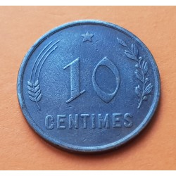 LUXEMBURGO 10 CENTIMOS 1930 DUQUESA CHARLOTTE KM.41 MONEDA DE BRONCE @ESCASA@ LUXEMBOURG CENTIMES