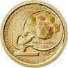 ESTADOS UNIDOS 1 DOLAR 2019 D AMERICAN INNOVATION 3ª moneda PENNSYLVANIA VACUNA DE LA POLIO LATON SC USA 1 Dollar coin