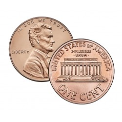 USA 1 CENTAVO 2004 D LINCOLN COPPER UNC US