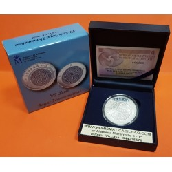 . 2015 ESPAÑA 10 EUROS PLATA VI SERIE JOYAS NUMISMATICAS FNMT