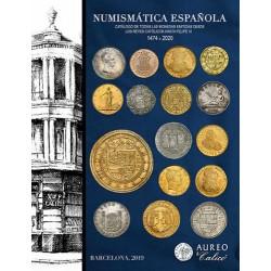 CATALOGO MONEDAS DE ESPAÑA 1474 / 2001 CALICO Edic. 2008 @@RARO@