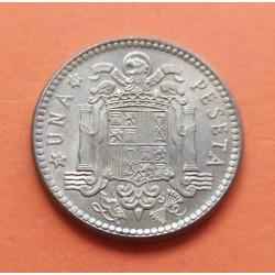 ESPAÑA 1 PESETA 1953 * 19 56 FRANCO SIN CIRCULAR ESTADO ESPAÑOL