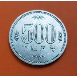 . .5 MONEDAS JAPON 100 YEN 2015 TREN/FERROCARRILES NICKEL SC